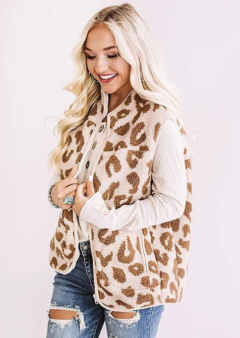 Best Reversible Faux Fur Vest For Women