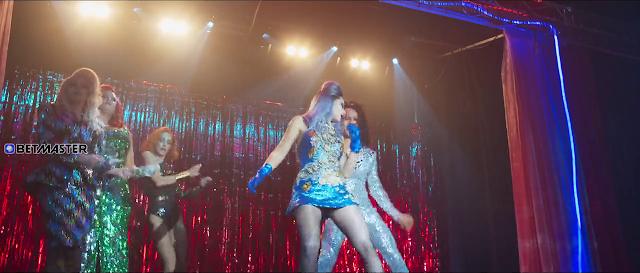 Dancing Queens 2021 Dual Audio Hindi [Fan Dubbed] 720p HDRip