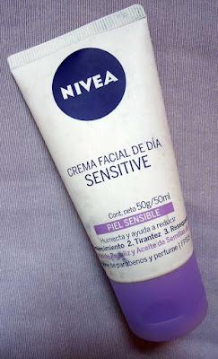 beautypul, hidratacion, nivea, piel mixta sensible, piel sensible, piel sensible a seca, reseña, review, semilla de uva, regaliz,