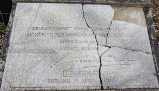 Sejarah Kota Subang