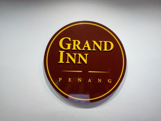 Hotel Grand Inn di Penang Road