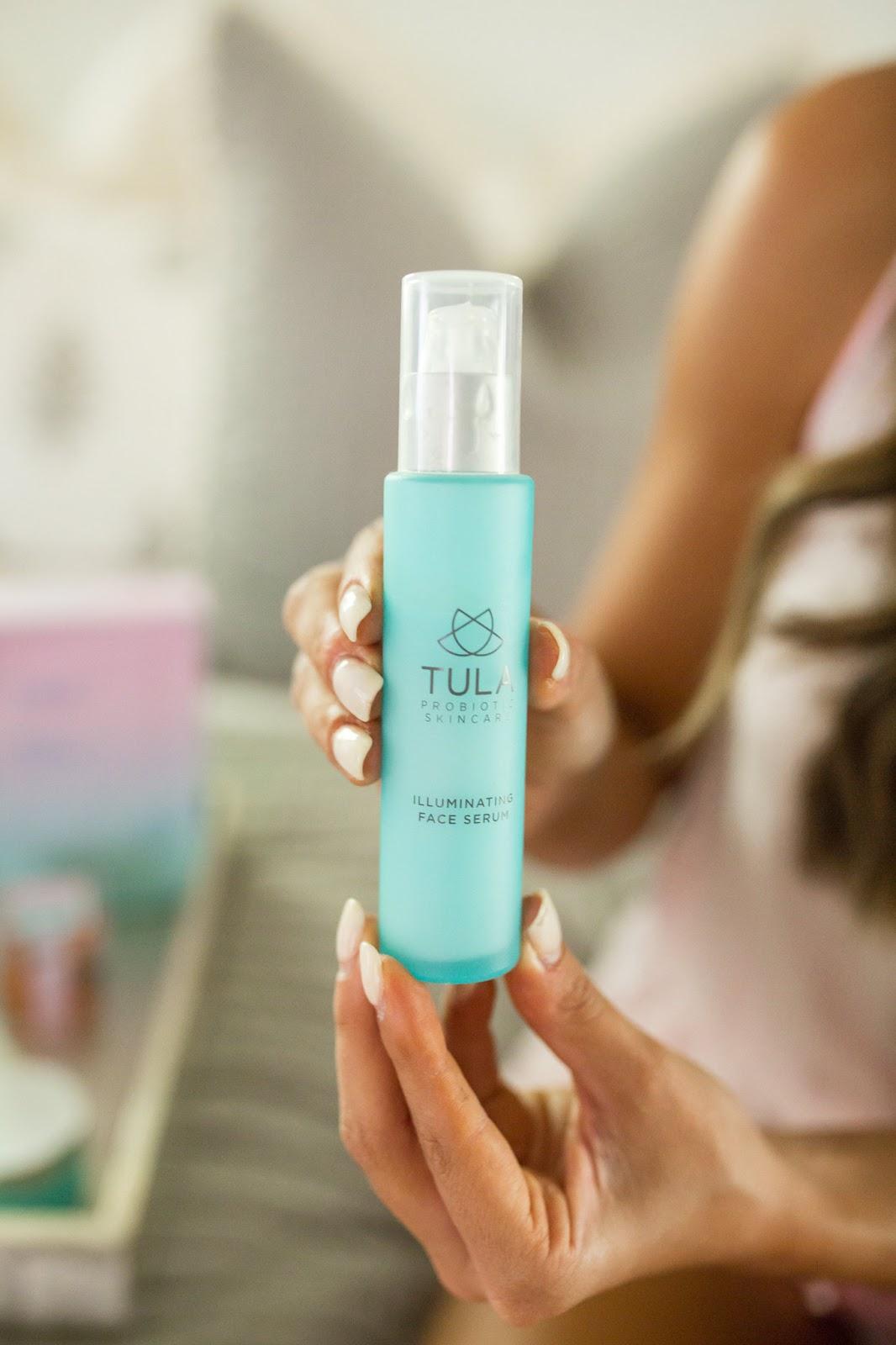 My Updated Tula Skincare Routine - Mumu and Macaroons