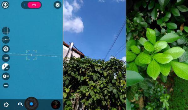 Kamera utama Kamera utama pada kondisi outdoor di siang hari mampu menghasilkan gambar yang tajam dan detail.