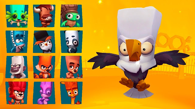 [Update] Zooba: Free-For-All Battle Game v2.6.0 Mod – always visible