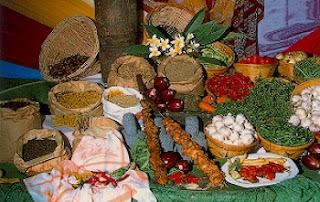 خلطة البهارات الأندونيسية (الجاوية) بالمقادير والصور  spices