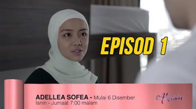 Tonton Drama Adellea Sofea Episod 1 FULL.