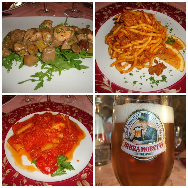 Onde comer em Padova - Ristorante Trattoria Al Bersagliere