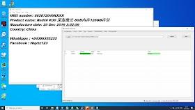 Xiaomi K30 Pro Unbrick 9008 Done