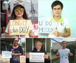 Vì  sao đám zân chủ chỉ đòi trả tự do cho Nguyễn Hữu Quốc Duy?