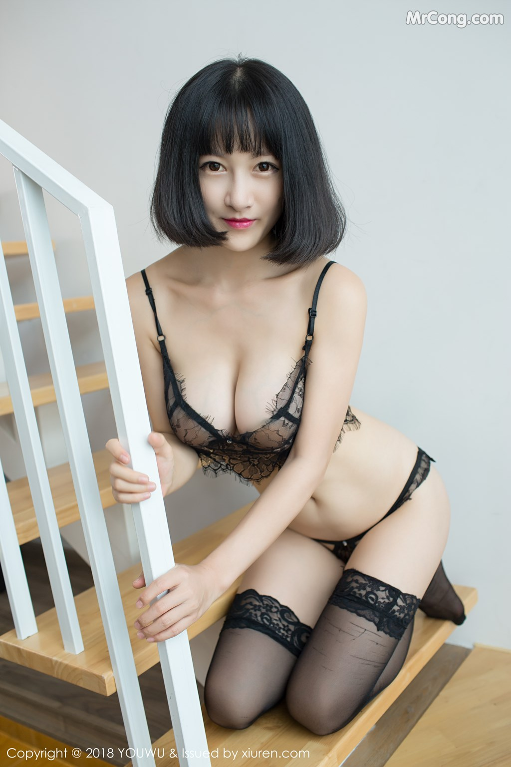 Image YouWu-Vol.114-MrCong.com-008 in post YouWu Vol.114: Người mẫu Xiao Tan Ge (小探戈-) (45 ảnh)