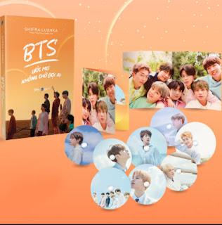 BTS Ước Mơ Không Chờ Đợi Ai ebook PDF EPUB AWZ3 PRC MOBI