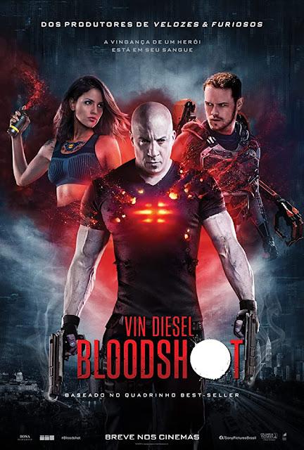 Download Bloodshot (2020) 720p AMZN WEBRip x264 Dual Audio [Hindi + English] ESub