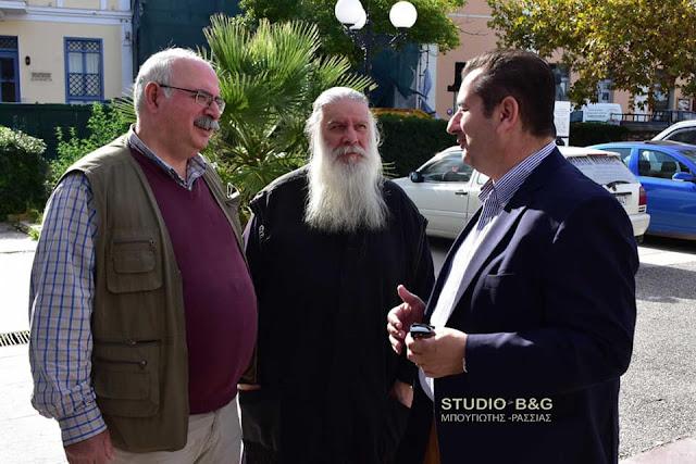 Μαλτέζος: Σύντομα θα έχουμε στα χέρια μας μία εξαιρετική μελέτη για την αποκατάσταση του Αγίου Νικολάου