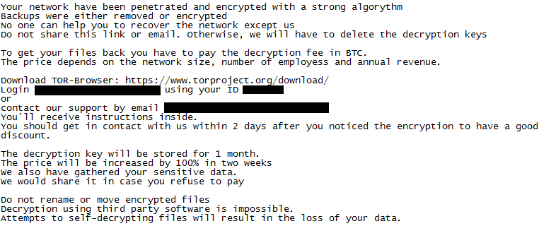 PwndLocker Ransom Note