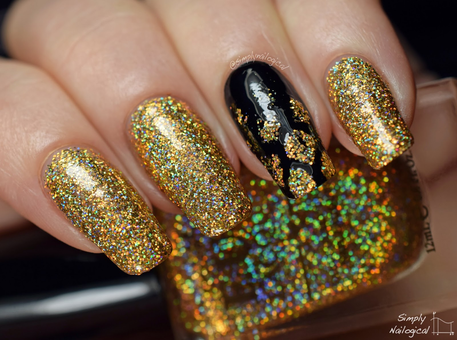 Simply Nailogical Holo Glitter Heaven With Fun S 1st Anniversary