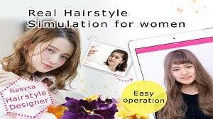Rasysa Hairstyle Designer