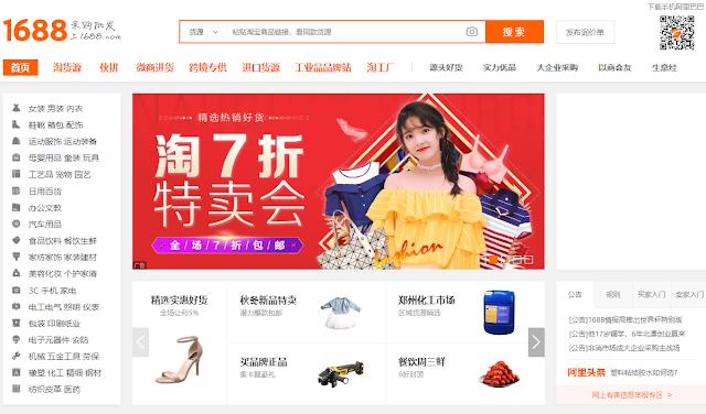 10 Website Borong Barang Paling Murah Dan Mudah Dari China