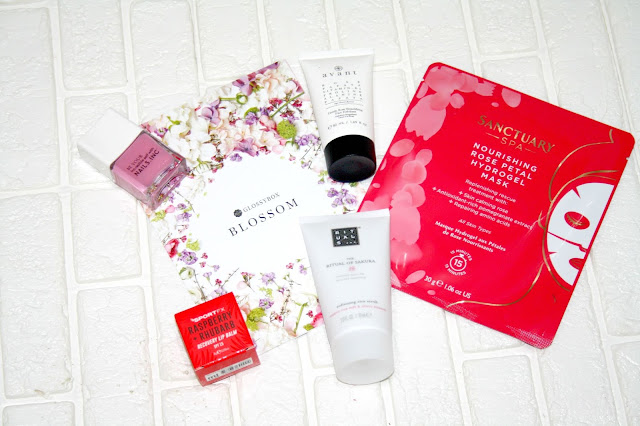 Glossybox - The Blossom Edit