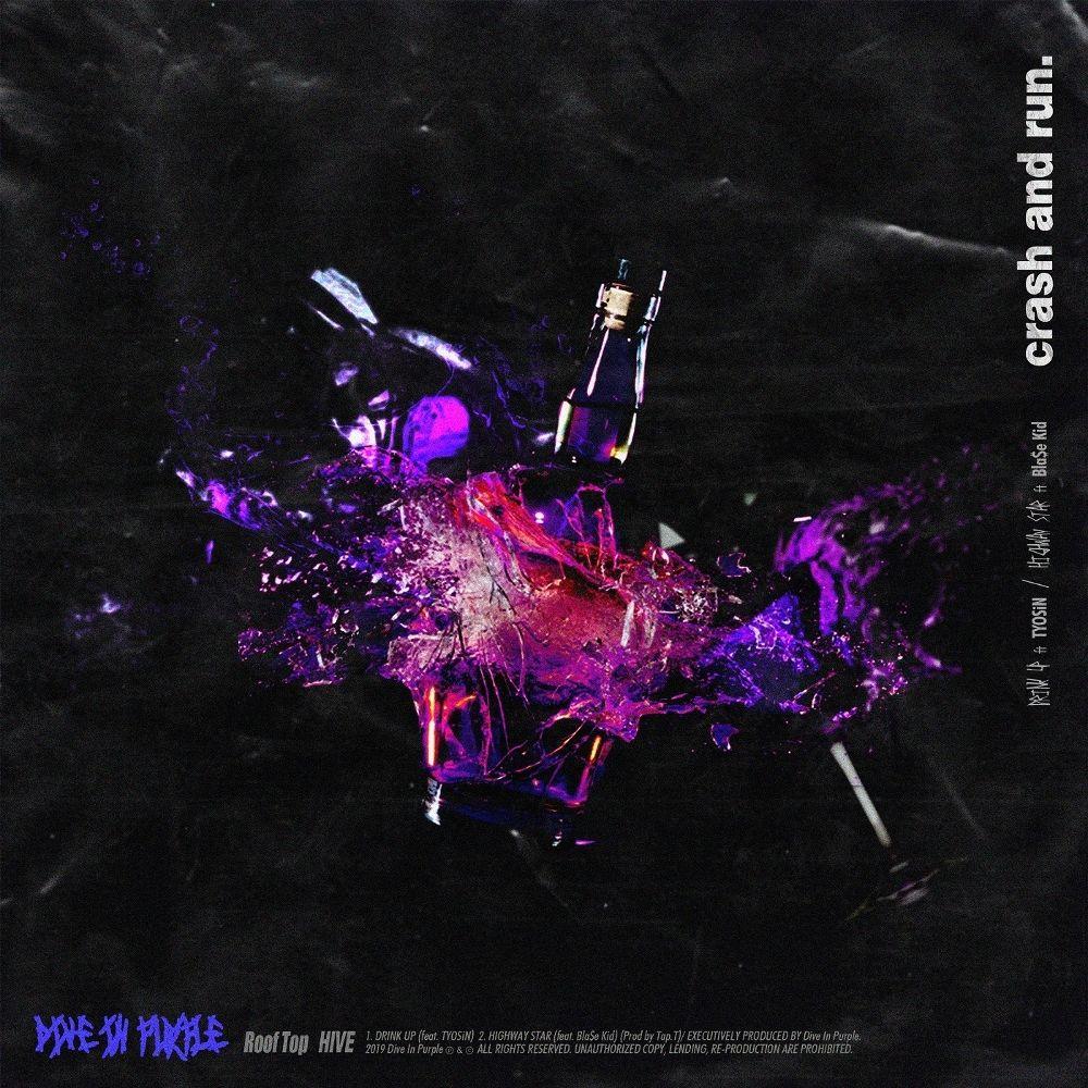 Dive In Purple – Crash And Run – Single