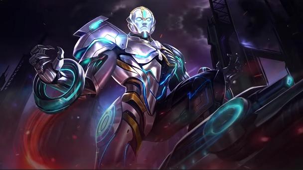 Script Skin Gord Legends Conqueror Terbaru 2018