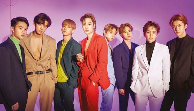 Sejarah dan Asal Usul Boyband EXO
