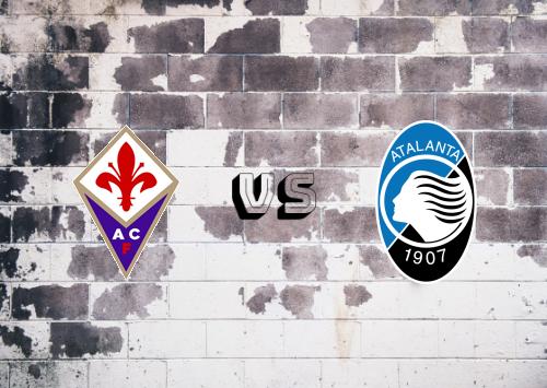 Fiorentina vs Atalanta  Resumen