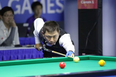 Chơi billiards: Khỏe không kém cử tạ