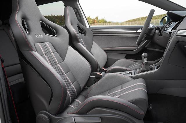 2016 Volkswagen Golf GTI Clubsport S