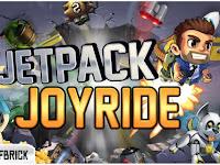Jetpack Joyride Apk v1.9.4 Mod (Unlimited Money) Terbaru 2016