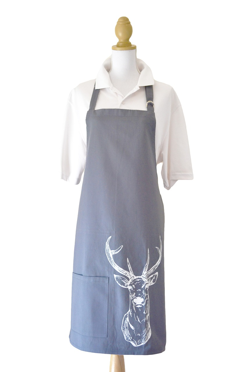 Stitching it Right: Cheap Aprons Made From Your Pair of Old Denim ...