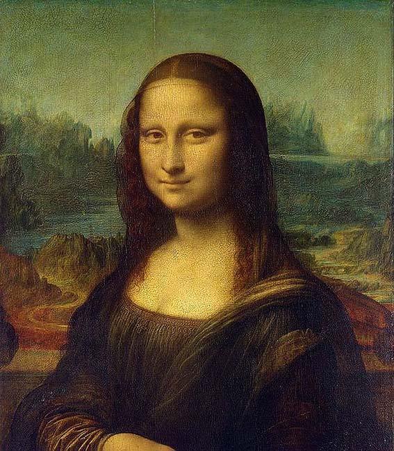 Самые знаменитые картины мира – Мона Лиза
