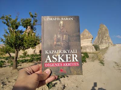 Kapadokyalı Asker Digenes Akrites, İsrafil Baran