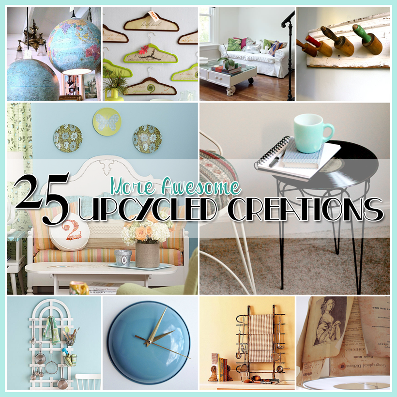 25 upcycled furniture ideas the cottage market. Black Bedroom Furniture Sets. Home Design Ideas