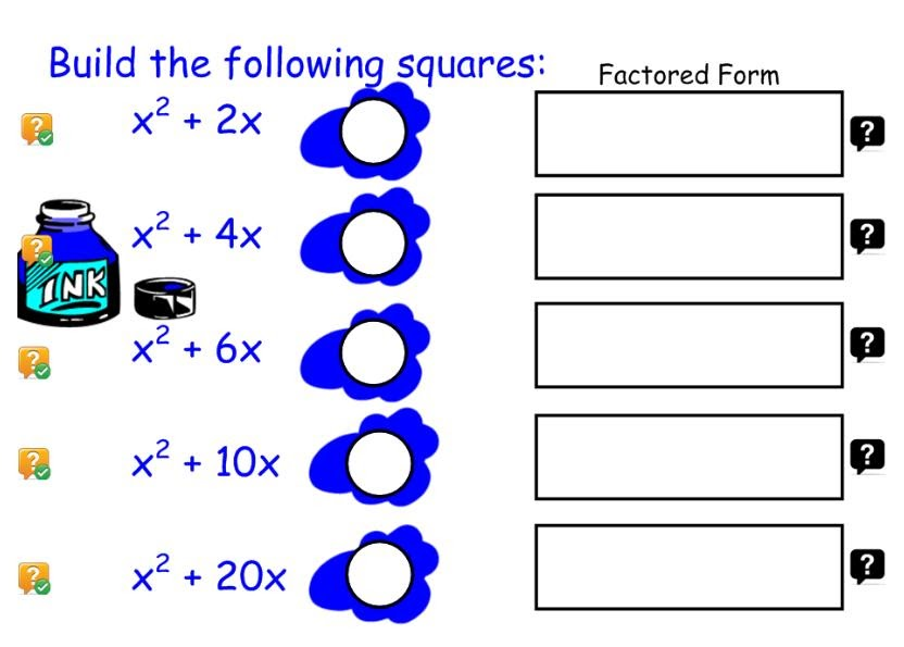 Educational Journey Of A Technobabe Completing The Square