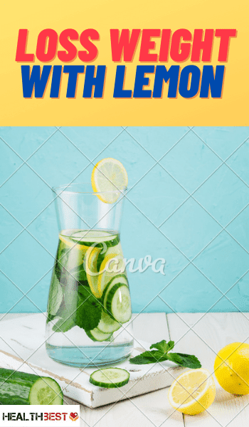 loss weight with lemon water