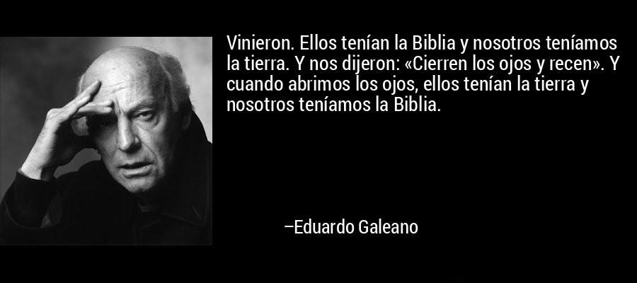 Pensamientos Compartidos Ha Muerto Eduardo Galeano