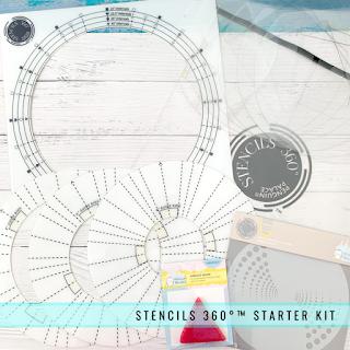 Stencils 360°™ Starter Kit