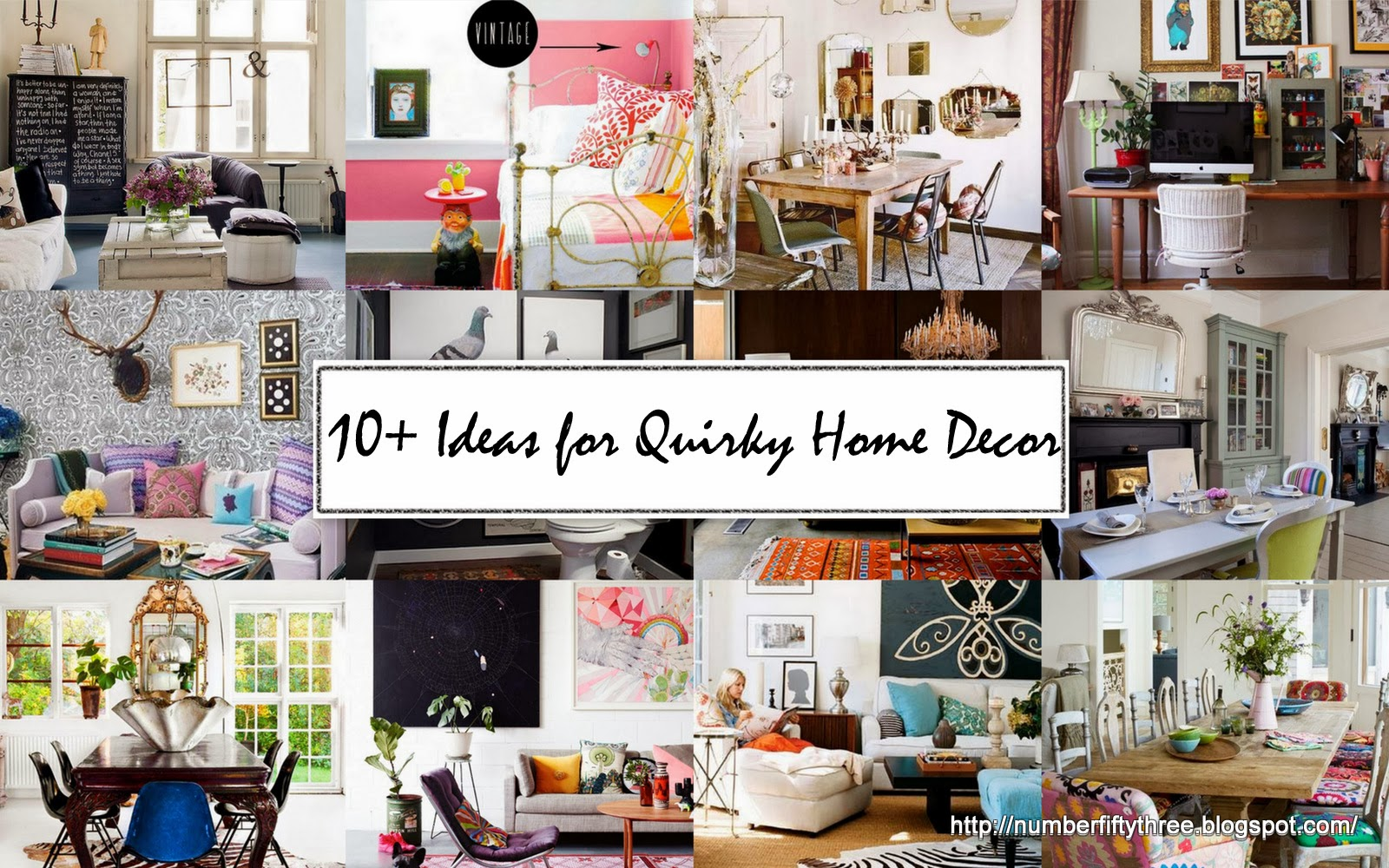 quirky home furniture