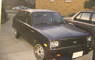 1984 Chevette