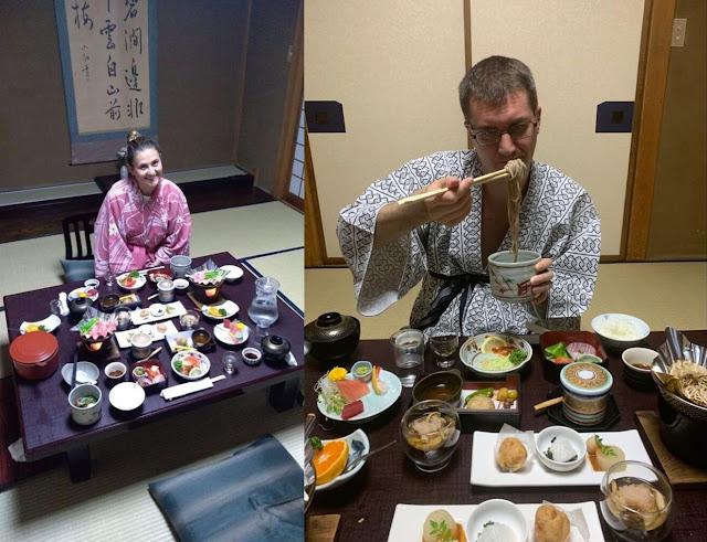 Che cosa mangiare Giappone