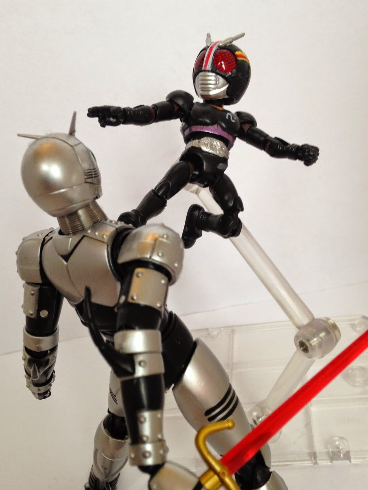 Vs Figuarts Shadow Moon