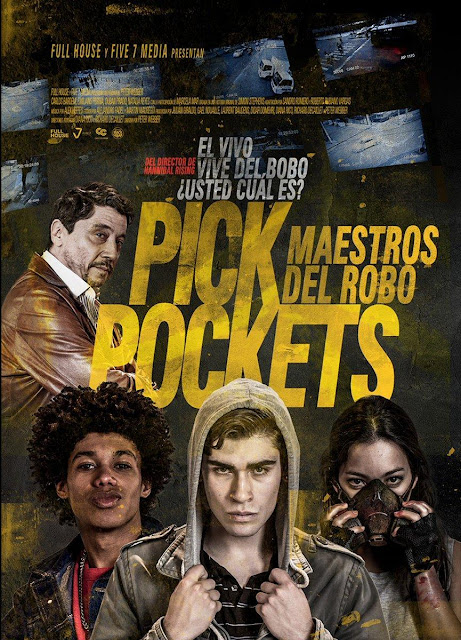 Pickpockets (2018) ταινιες online seires oipeirates greek subs