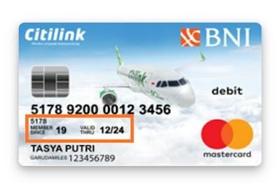 Kartu ATM BNI Kadaluarsa