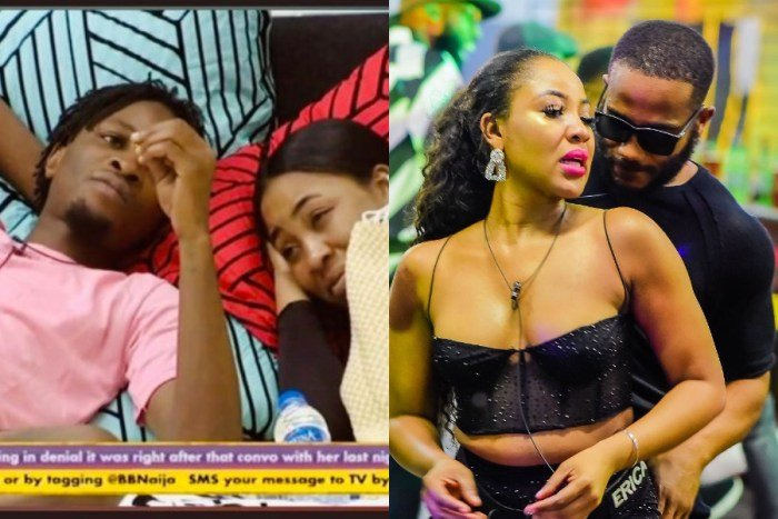 BBNAIJA: 'It Was Difficult Not To Have Sex With Kiddwaya' – Erica Tells Tolanibaj (See Why)