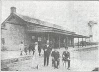 1918 - Originalmente se llamo Estación Eloy Palacios (actualmente Mendoza al 6200)