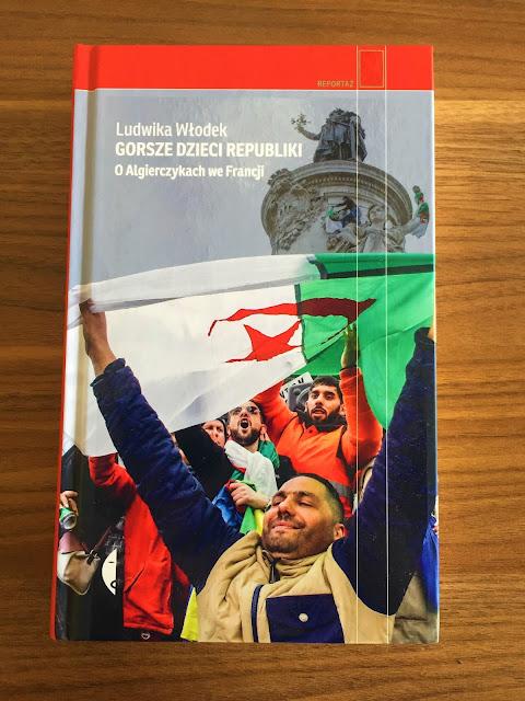 """Recenzje #176 - """"Gorsze dzieci Republiki o Algierczykach we Francji"""" - okładka książki - Francuski przy kawie"""