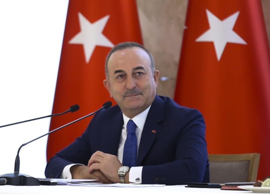 Τσαβούσογλου: Επιμένουμε στη λύση δύο κρατών στην Κύπρο