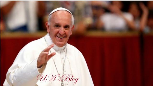 Pope 'tests negative' for coronavirus