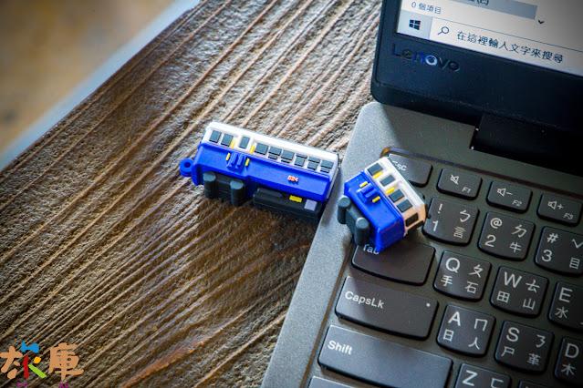 糖鐵524汽油客車USB隨身碟