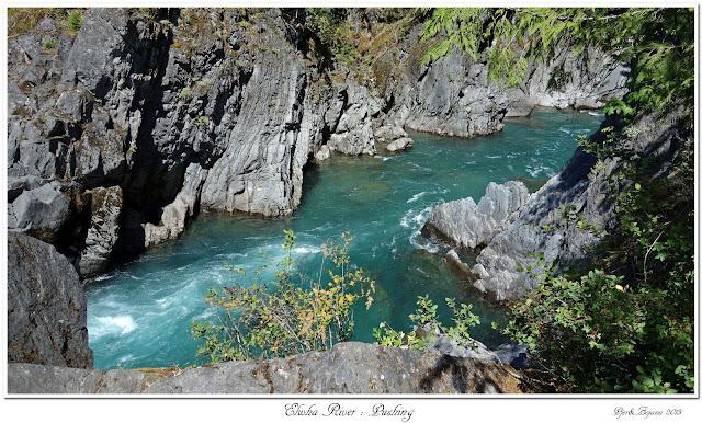 Elwha River: Pushing